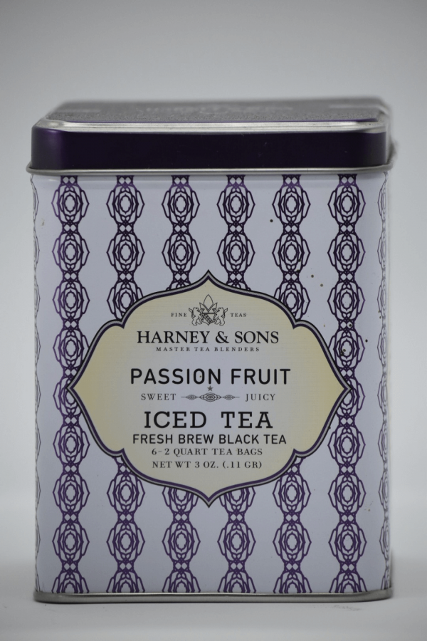 Passion Fruit Iced Tea - thom and anns