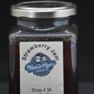 Strawberry Jam - thom and anns